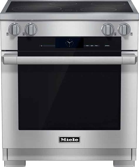 induction cooking range miele s new induction range