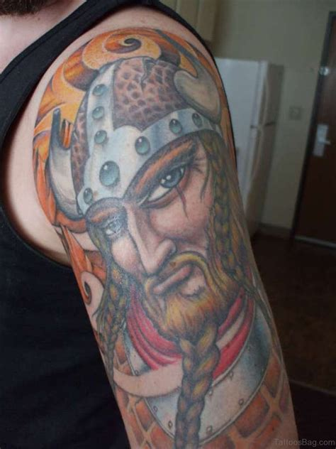 norse tribal tattoo 57 magnifying viking tribal shoulder tattoos