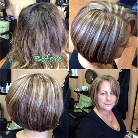 short hair styles with low and high lites short hairstyles with highlights and lowlights short