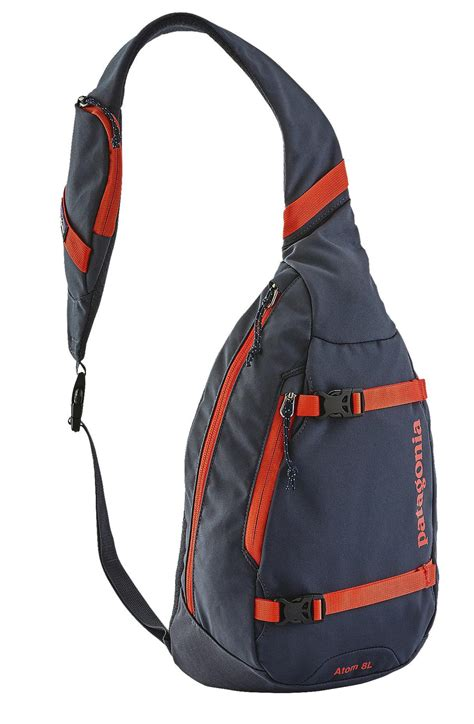 Best Quality Slingbag 2 In1 patagonia smolder blue atom sling bag 8l 48260sbga