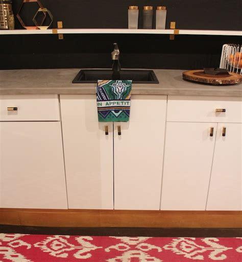 diy concrete kitchen countertop ideas the clayton design diy concrete countertops another version kara paslay