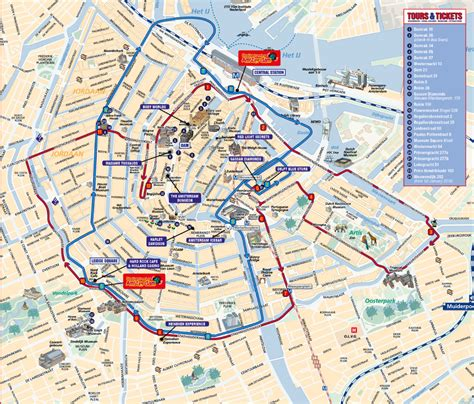 Amsterdam Museums Map Gogh Museum Map Www Imgkid The Image Kid Has It