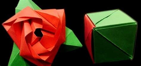 How To Make A Paper Puzzle - origami a how to community for paper folding artists