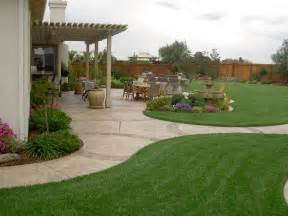 Large Backyard Landscaping Ideas Better Looking With Backyard Landscaping Ideas Interior Design Inspirations