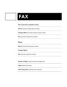 best photos of fax cover sheet word doc fax cover sheet