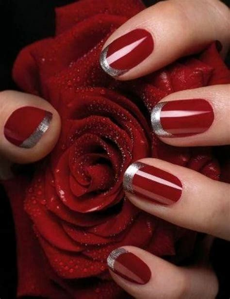Rosen Lackieren by Leisten Sie Sich Rote Geln 228 Gel Zu Weihnachten Pinterest