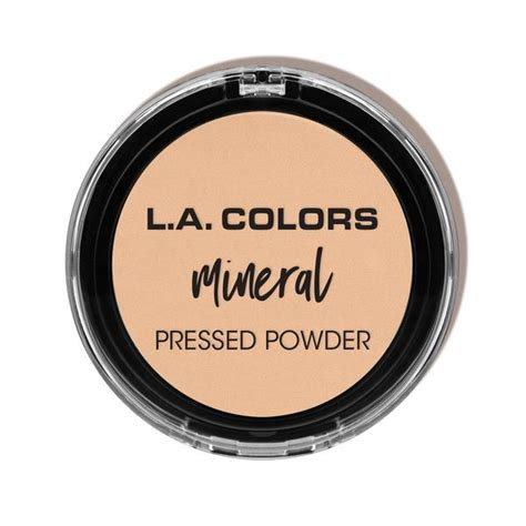 Colour Pressed Powder Diskon Gede mineral pressed powder l a colors
