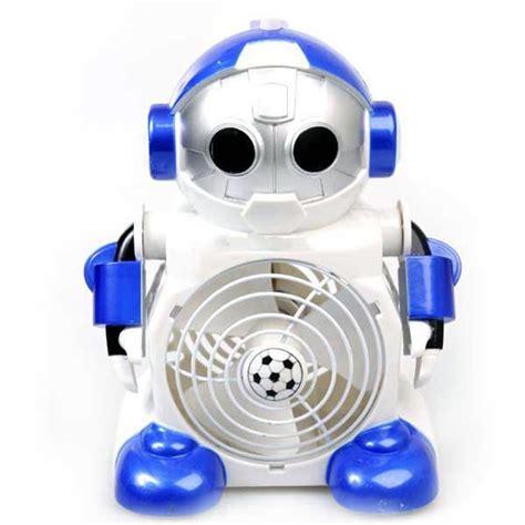 and cool fan shaped cool mini desktop fan