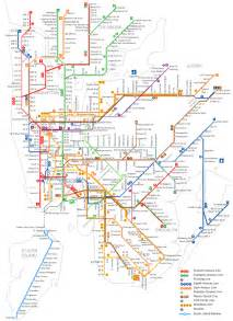 How To Read New York Subway Map by How To Draw Metro Map Style Infographics Moscow New York