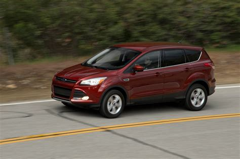 2014 Ford Escape Se by 2014 Ford Escape Reviews And Rating Motor Trend