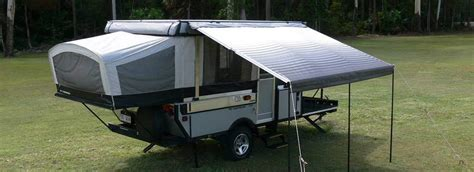 roll out awnings for caravans how to correctly open and close a roll out awning
