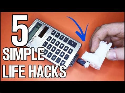 Simple Life Hack How To Ask For What You Need Spiral Up | 5 simple life hacks ideas youtube