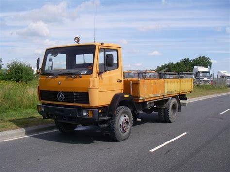 mercedes ln 914 1114 ak 4x4 truck from denmark for