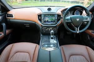 Maserati Ghibli Interior Maserati Ghibli On Sale In Australia From 138 900
