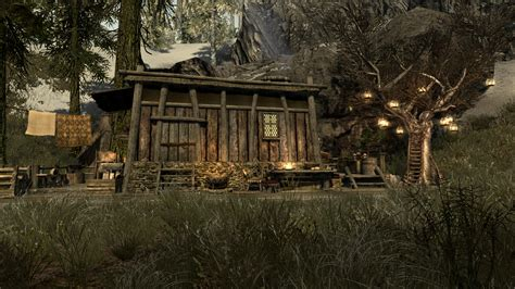skyrim house sw home a house in hjaalmarch at skyrim nexus mods