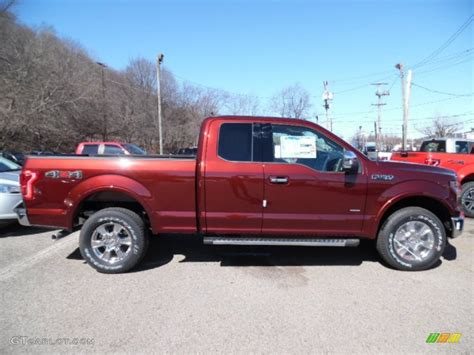 2015 f150 colors 2015 bronze metallic ford f150 xlt supercab 4x4