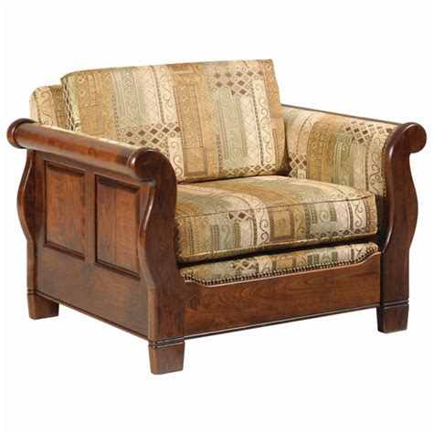sleigh couch sleigh coffee table home wood furniture