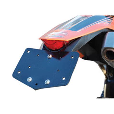 Enduro Engineering License Plate Holder   Dirt Bike