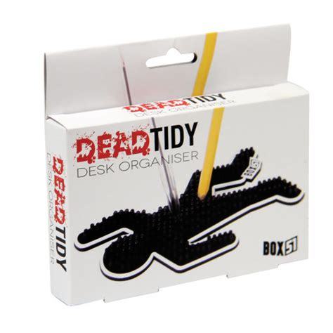 Gift Ideas For Office Desk Dead Tidy Desk Organiser Iwoot