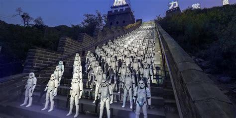 film sulla cina imperiale 500 stormtrooper sulla grande muraglia cinese il post