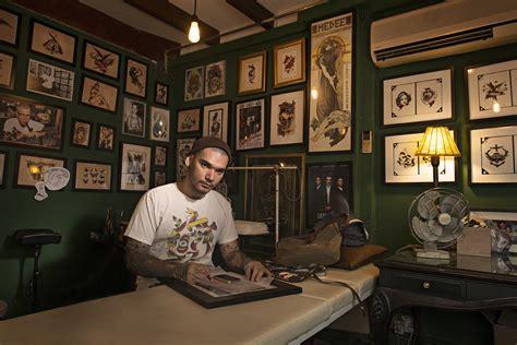 tattoo workshop singapore danny santos photography the artist s studio