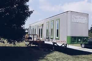 Tiny House Semi Trailer Conversion Tiny House Blog Semi Trailer Tiny House Plans