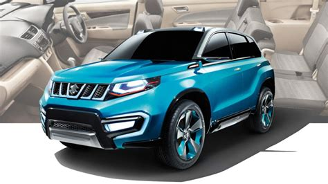 Maruti Suzuki 2020 by 7 Seater Maruti Suzuki Suv New Vitara Based Launch