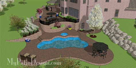 my patio design fabulous seating wall ideas for your patio mypatiodesign