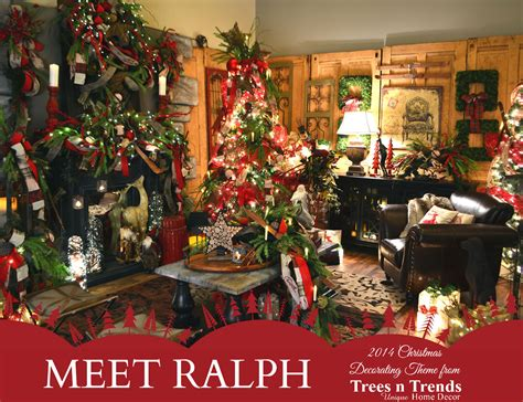 trees n trends a christmas decorating theme for every