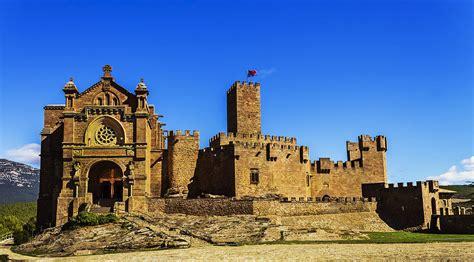 castle san francisco castle in san francisco javier in navarre plona