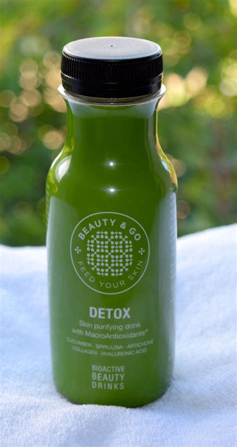 Go Detox by Go Drinks The Luxe List