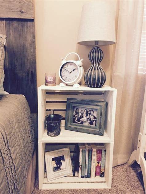 hacer mesita de noche 1001 ideas para hacer muebles con palets f 225 ciles