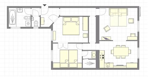 paris apartment floor plans 2 bedroom paris apartment rental with eiffel tower view