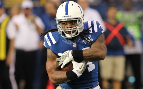 trent richardson bench report colts to bench trent richardson in favor of donald