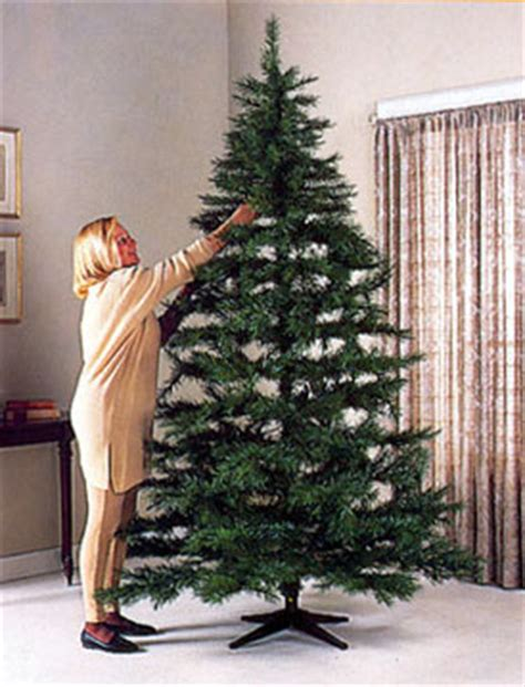 how to fix artificial christmas tree branches artificial tree assembly tree classics