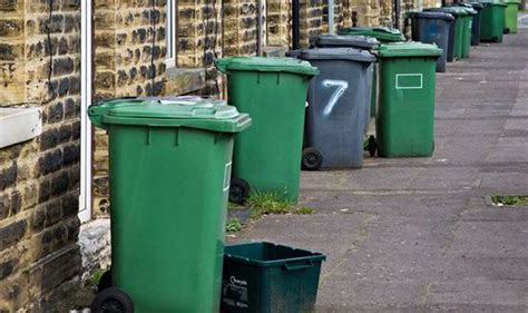 House Plans Country Style War On Wheelie Bins That Litter Our Streets Uk News