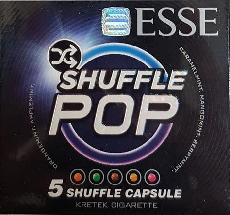 Carton Of Marlboro Lights by Esse Shuffle Pop Clove Cigarette