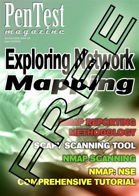 nmap tool tutorial pdf exploring network mapping free article pentestmag