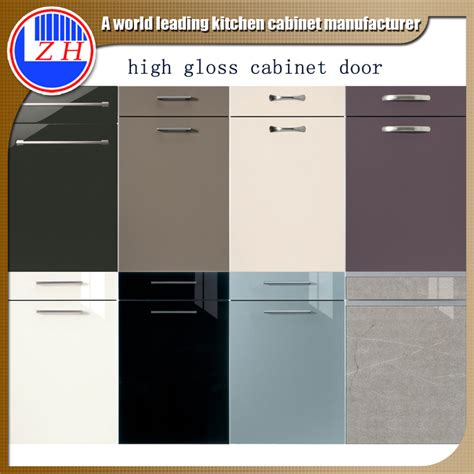 cheap high gloss kitchen cabinet doors modern high glossy cheap price america design finished