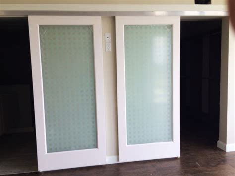 Track Doors For Closet Barn Doors Barn Door Track The Glass Door Store