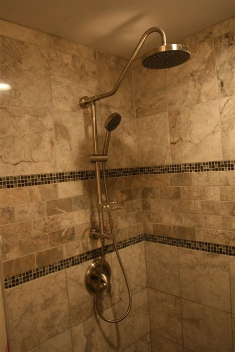 Shower Tile Systems by Shower Fixture And Tile Coloring Pulse Showerspas