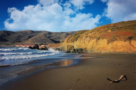 Rodeo Beach by Rodeo Beach In Marin County California Operation18