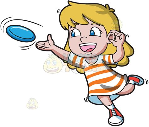 frisbee clipart clipart a leans forward to throw a frisbee