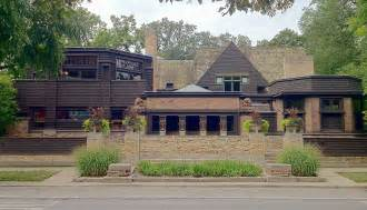 frank lloyd wright home and studio an evolving aesthetic frank lloyd wright s home studio