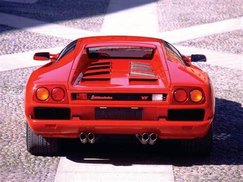 1993 Lamborghini Diablo Vt 1993 Lamborghini Diablo Vt Pictures Lawyers Info