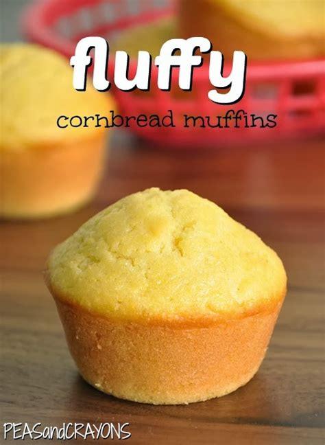corn muffins fluffy bakery style cornbread muffins