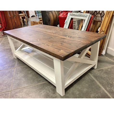 Farmhouse Coffee Table Farmhouse Coffee Table Pine