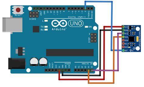 code arduino mpu6050 visualising 3d motion of imu sensor arduino project hub