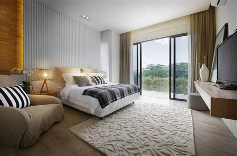 modern bedroom rugs modern townhouse in kuala lumpur malaysia