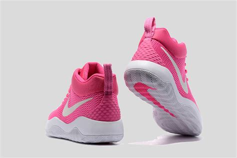 pink and white basketball shoes nike hyperrev 2017 pink white men s basketball shoes